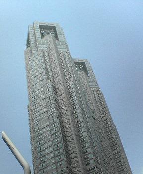 東京に来ました